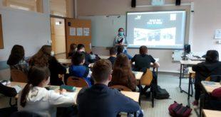 Les Jeux du Val-d'Oise : Interventions des comités départementaux et du CDOS 95 dans les collèges